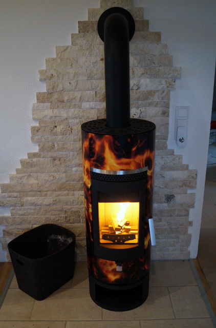 Wood BockStove